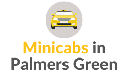 Minicabs Palmers Green